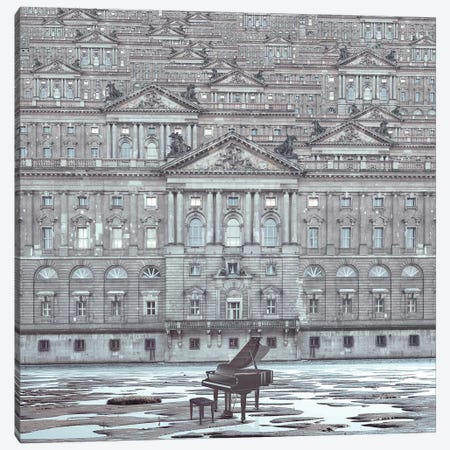 Symphony Gates Canvas Print #ESV455} by Evgenij Soloviev Canvas Print