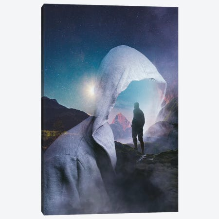 Colorado Flavour Canvas Print #ESV458} by Evgenij Soloviev Canvas Art