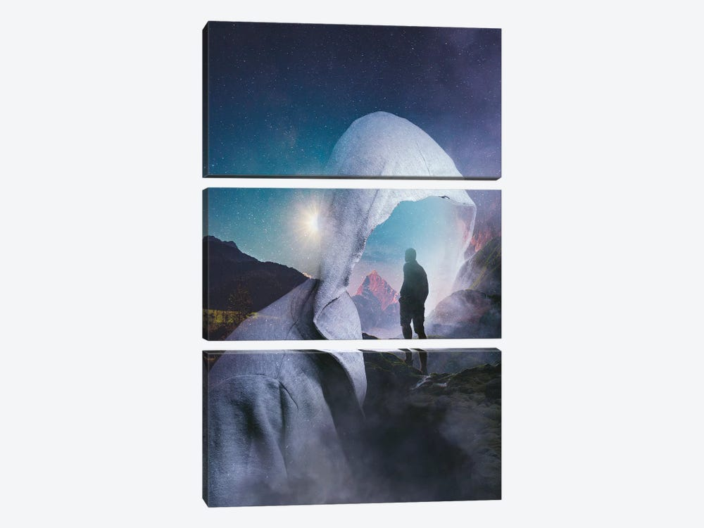 Colorado Flavour by Evgenij Soloviev 3-piece Art Print