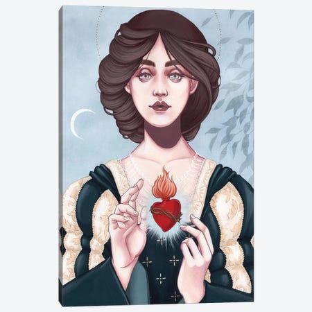 La Papessa Canvas Print #ETA12} by Etara Canvas Art Print