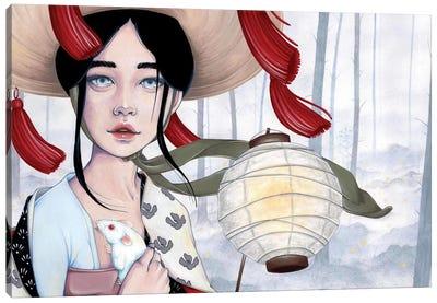 Light Spirits Canvas Art Print