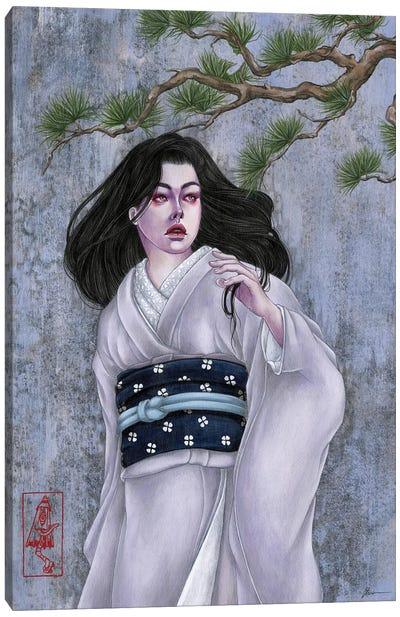 Lone Pine Canvas Art Print