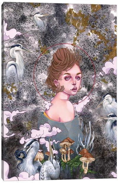 Spore Canvas Art Print