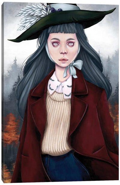 Fall Tale Canvas Art Print