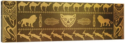 Animal Kingdom Canvas Art Print