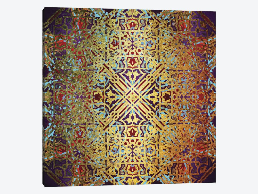 Rotating Matter by Unknown Artist 1-piece Canvas Wall Art