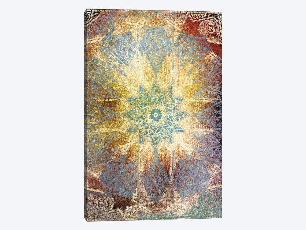 Visionary Act by Unknown Artist 1-piece Canvas Art Print