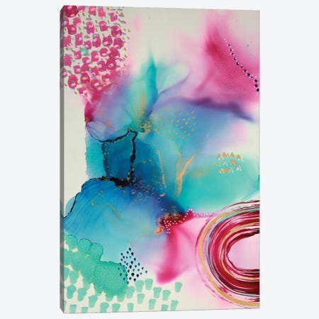 Freedom Collection XIII Canvas Print #ETM43} by Emma Thomas Canvas Wall Art