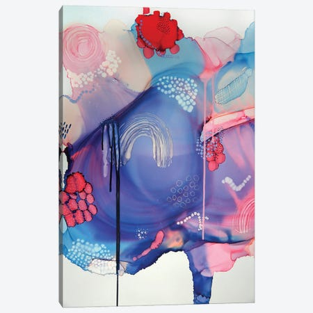 Home Part I Canvas Print #ETM8} by Emma Thomas Canvas Wall Art