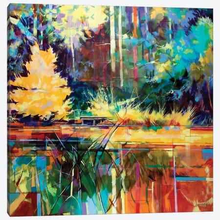 Waterloo Screens Canvas Print #ETN14} by Doug Eaton Canvas Print