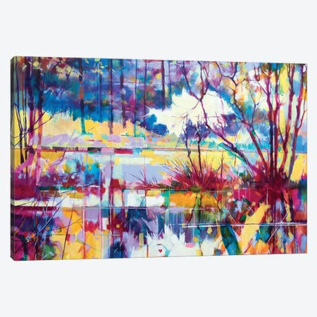 Edge Of Meadowcliff Canvas Print #ETN18} by Doug Eaton Canvas Artwork