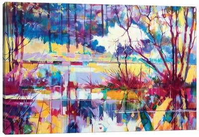 Edge Of Meadowcliff Canvas Art Print