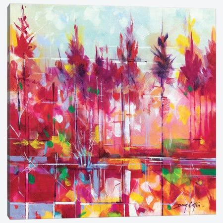 Meadowcliff Delight Canvas Print #ETN20} by Doug Eaton Canvas Art Print