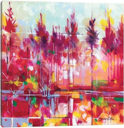 Meadowcliff Delight Canvas Art Print