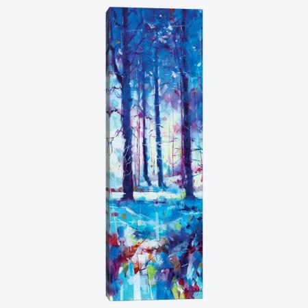 Mile End Wood 3-Piece Canvas #ETN22} by Doug Eaton Canvas Art Print