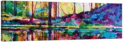 Serenity at Meadowcliff Canvas Art Print