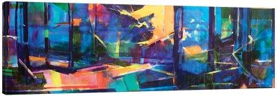 Mile End Autumn Canvas Art Print