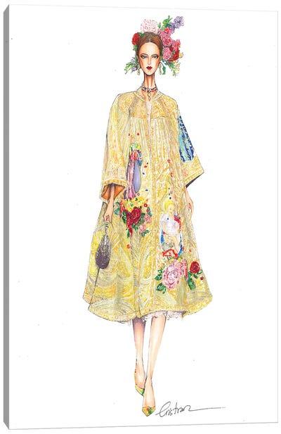 Dolce Gabbana Haute Couture 2016 Canvas Art Print