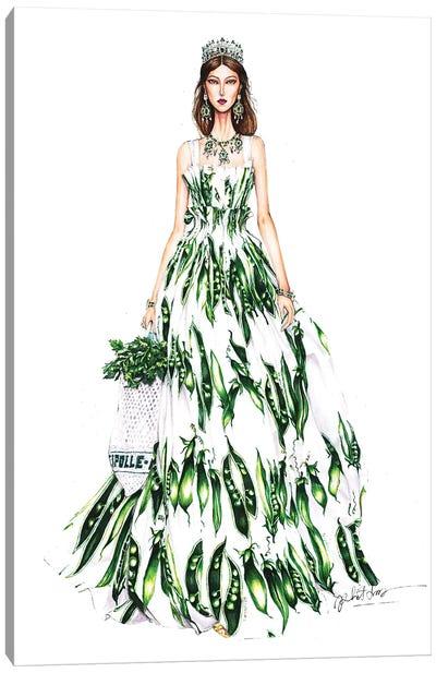 Dolce Gabbana Spring-Summer 2018 Canvas Art Print
