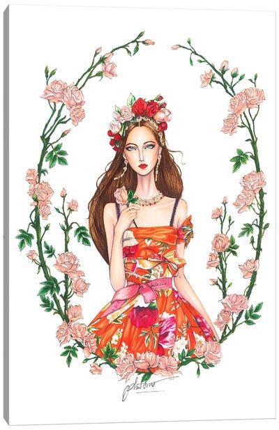 Dolce Gabbana Spring-Summer 2018A Canvas Art Print