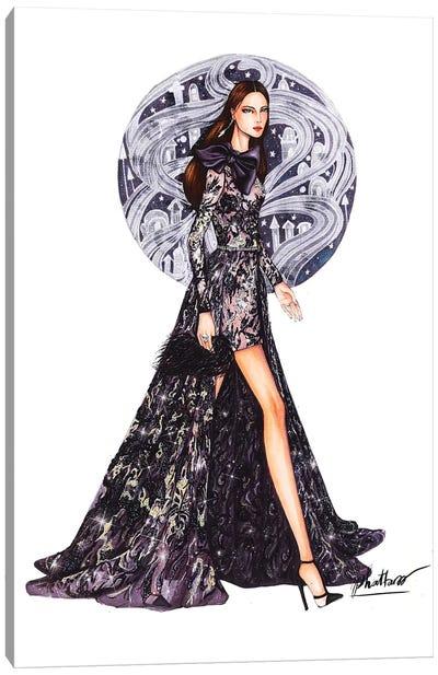 Elie Saab Haute Couture 2018  Canvas Art Print