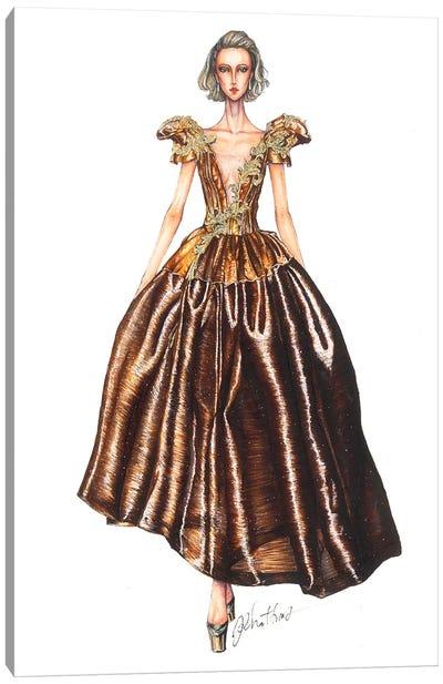 Guo Pei Haute Couture Canvas Art Print