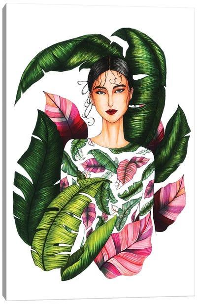 Ivy Moda II Canvas Art Print
