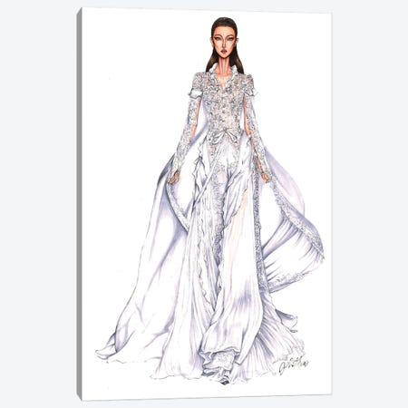 Ralph Russo Haute Couture 2018 Canvas Print #ETR58} by Eris Tran Canvas Artwork