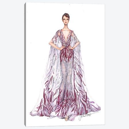 Ziad Nakad Haute Couture 2016 Canvas Print #ETR68} by Eris Tran Canvas Print