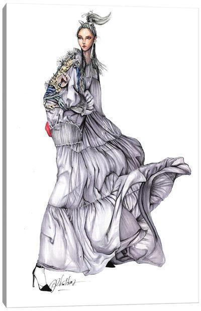 Cong Tri Haute Couture Canvas Art Print