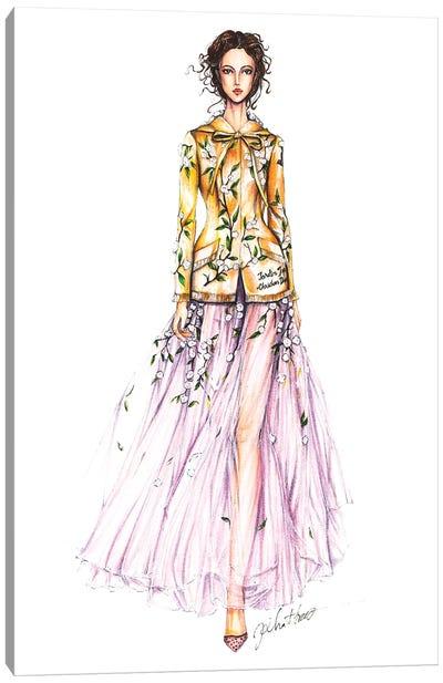 Dior Haute Couture Love Japan Canvas Art Print