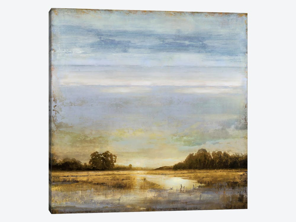 Pond's Edge by Eric Turner 1-piece Canvas Wall Art