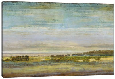 Big Sky Vista Canvas Art Print