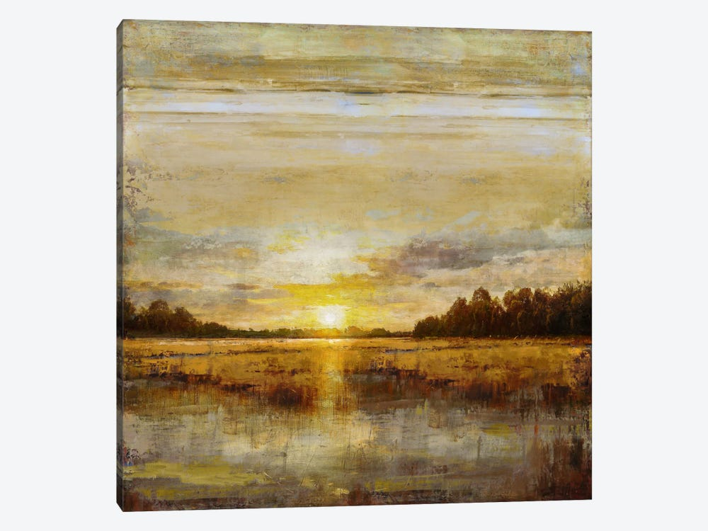 Break Of Dawn 1-piece Canvas Art