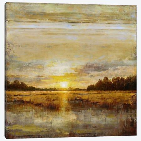 Break Of Dawn Canvas Print #ETU2} by Eric Turner Canvas Art Print