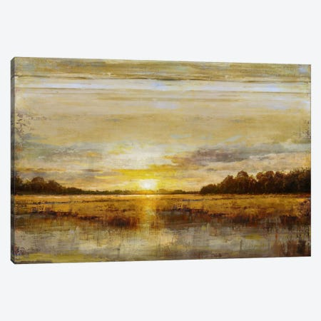 Daybreak Canvas Print #ETU3} by Eric Turner Canvas Art Print