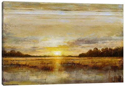 Daybreak Canvas Art Print
