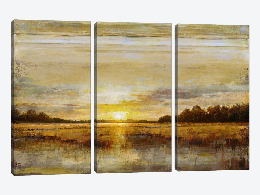 Daybreak by Eric Turner 3-piece Canvas Art Print