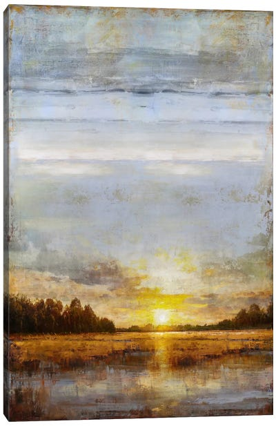 Early Morning Canvas Print #ETU4
