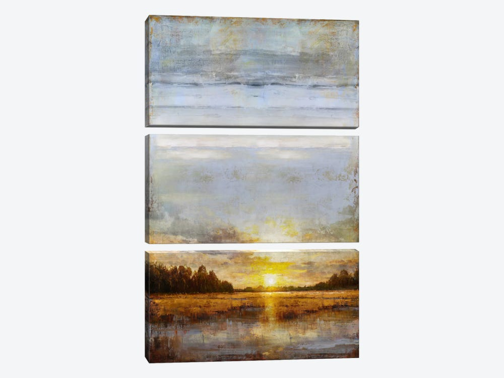 Early Morning by Eric Turner 3-piece Canvas Artwork