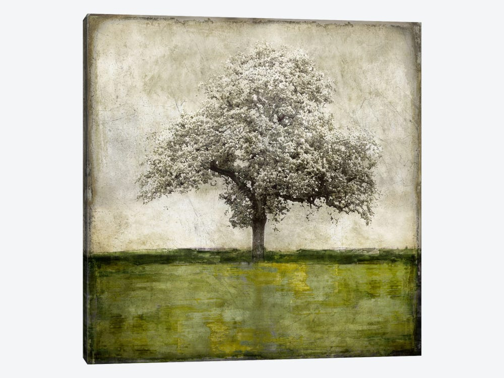 Majestic - Green by Eric Turner 1-piece Canvas Art