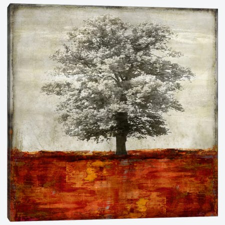Majestic - Red Canvas Print #ETU9} by Eric Turner Canvas Print