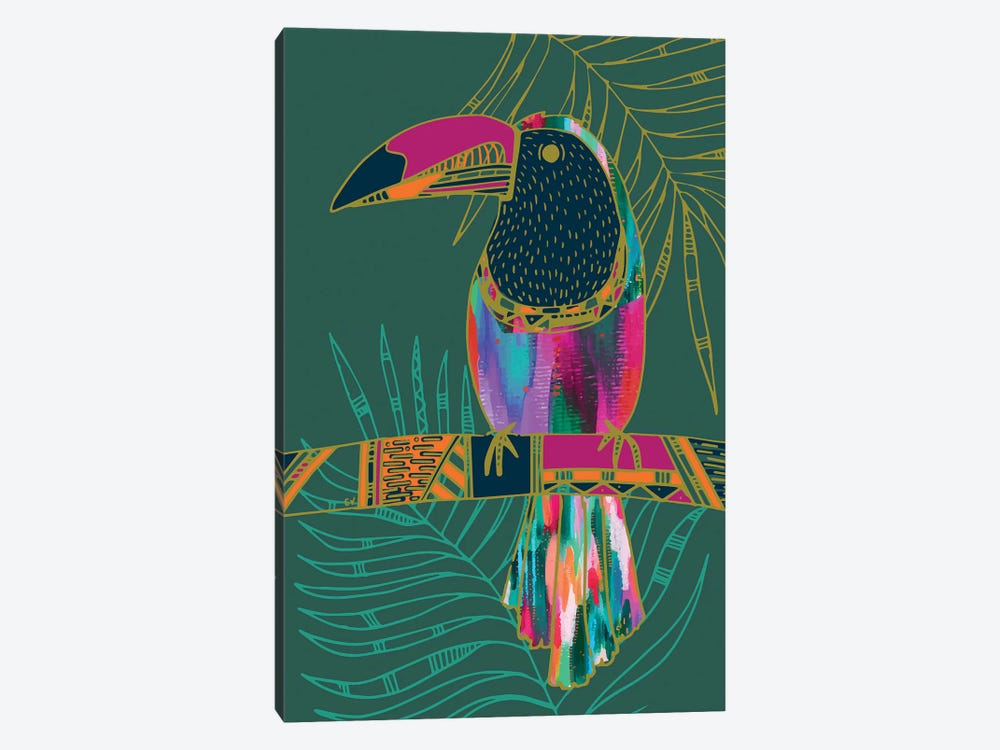 Toucan by ETTAVEE 1-piece Art Print