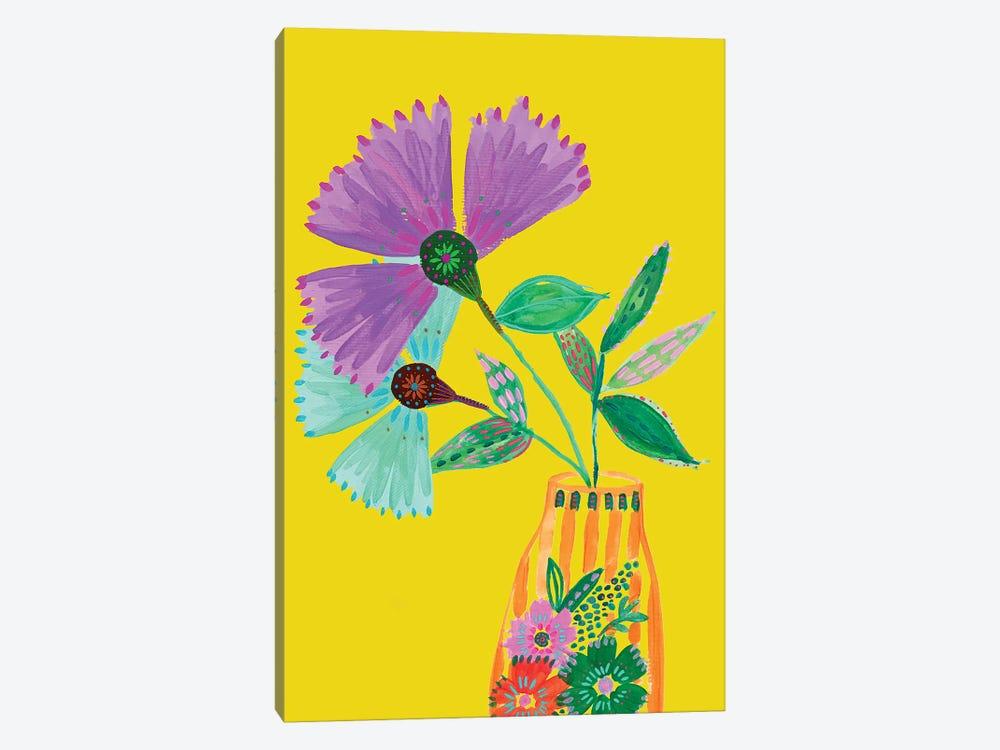 Boho Flowers II by ETTAVEE 1-piece Art Print