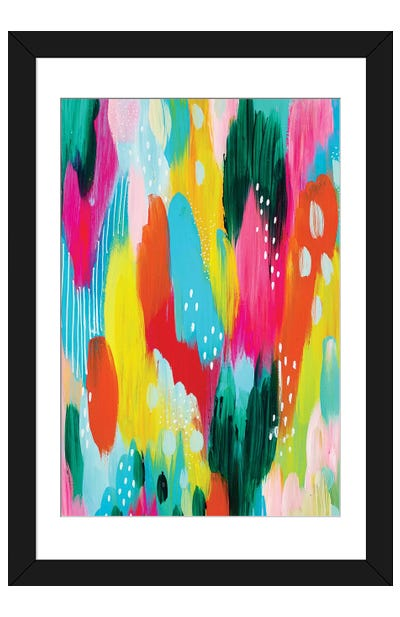 No. 64 Framed Art Print