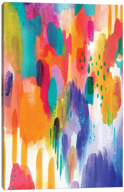 No. 65 Canvas Art Print