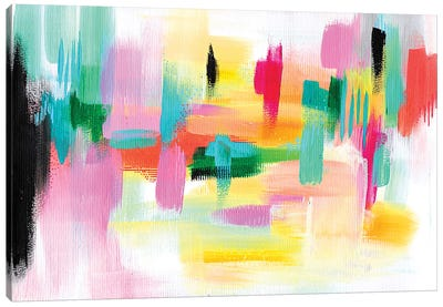 No. 67 Canvas Art Print