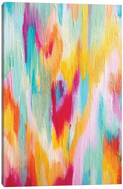 No. 1 Canvas Art Print