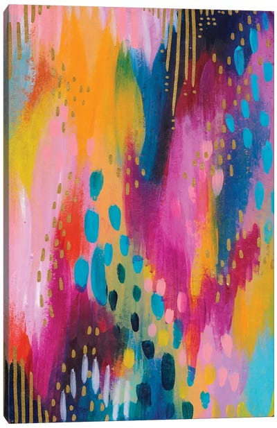 No. 2 Canvas Art Print