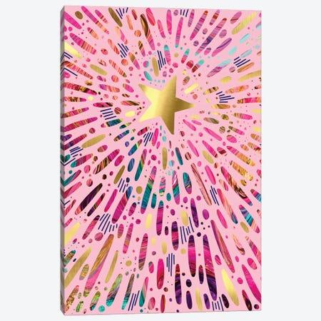 Starburst Canvas Print #ETV157} by ETTAVEE Canvas Art